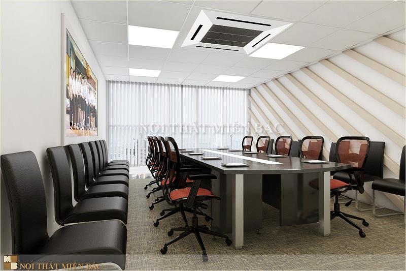 Thiết kế văn phòng họp chuyên nghiệp