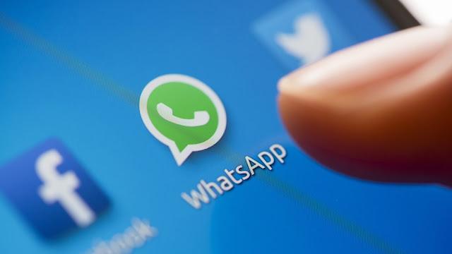 WhatsApp data sharing with Facebook