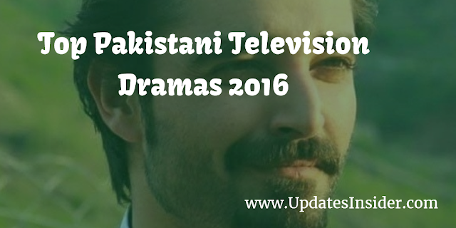 Best Pakistani TV Dramas 2016