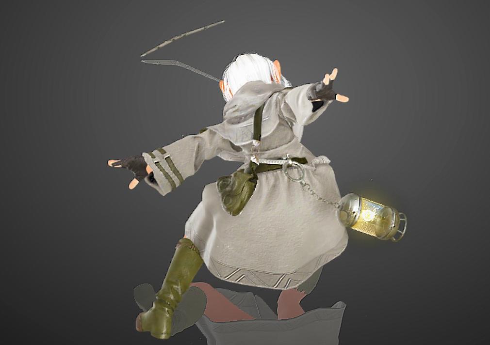 【黒い砂漠】シャイの覚醒武器は全部楽器なの?ブーメラン以外の攻撃武器が欲しい…
