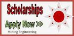 Scholarships in Mining
