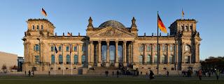 Το Γερμανικό Ομοσπονδιακό Κοινοβούλιο στο Βερολίνο