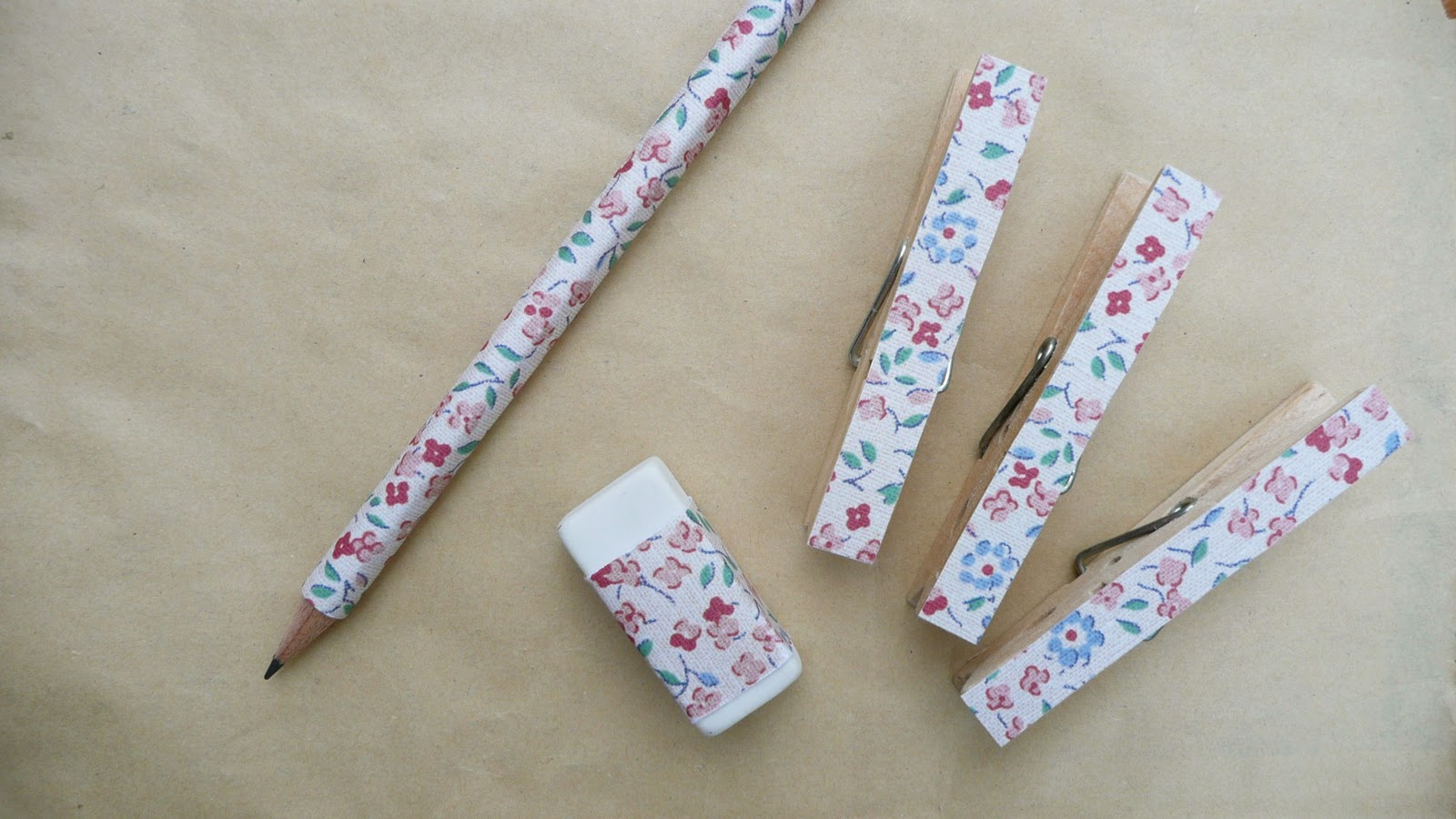 SIMPLE HANDMADE GIFTS FOR GIRLS… part five