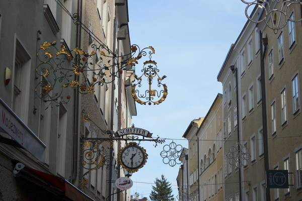 salzbourg city guide rues shopping