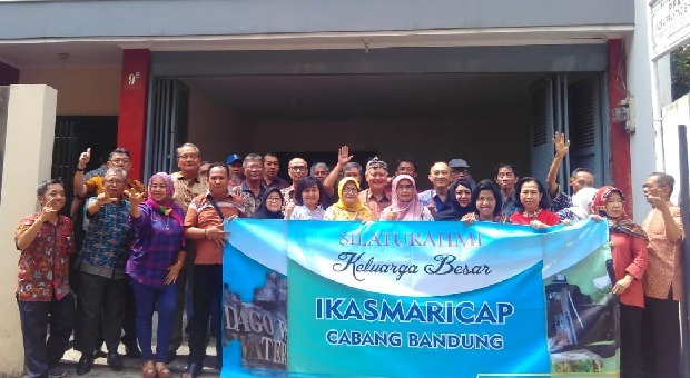 Agus Warsito Canangkan Program Kerja IKASMARICAP Cabang Bandung