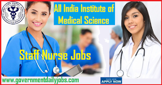 AIIMS Recruitment 2018: Apply for 2000 vacancies of Nursing Officers