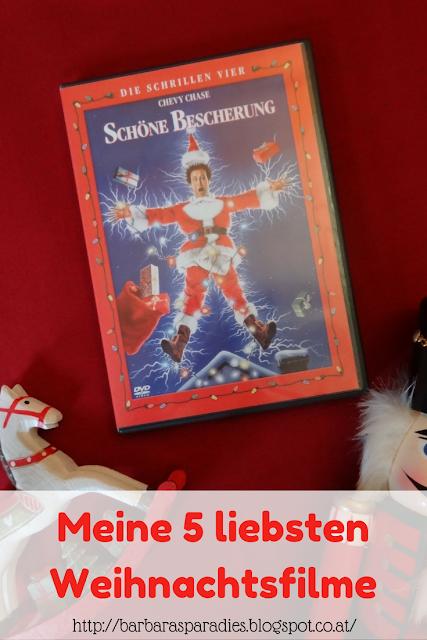 Meine 5 liebsten Weihnachtsfilme - Schöne Bescherung