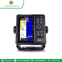 JUAL GPS FISHFINDER GARMIN ECHOSOUNDER 585PLUS TANAH GROGOT PASER | HARGA SPESIFIKASI | GARANSI RESMI