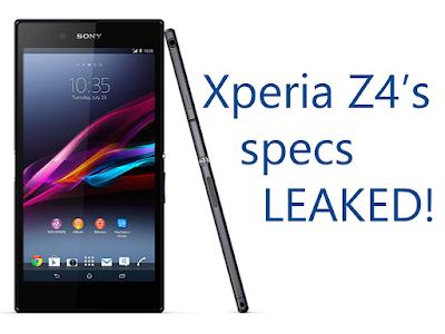 Daftar Harga Hp Keluaran Terbaru 2016 Sony Experia Z4 Dan Spesifikasinya