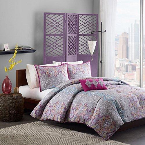 Purple Paisley Comforters & Bedding Sets