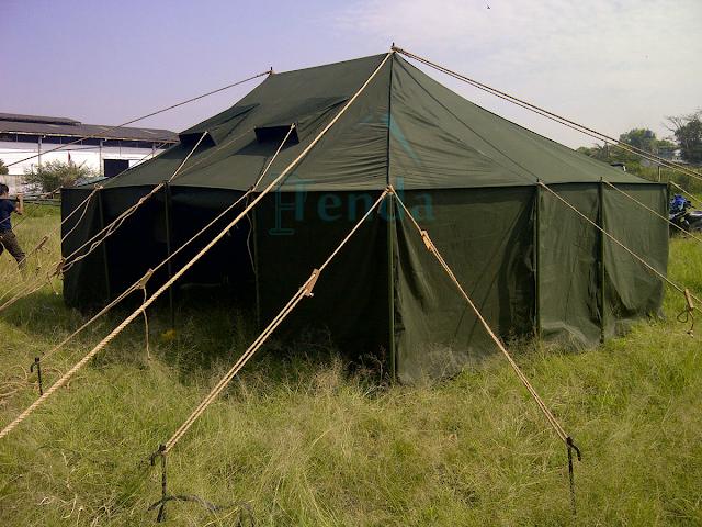 Pabrik Tenda , pembuat dan penjual tenda.