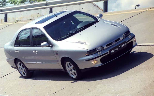 Fiat Marea Turbo