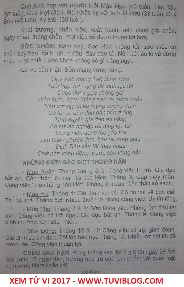 Xem Tu Vi Binh Thin 1976 nam 2017