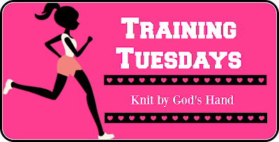 Image result for knit by god's hand training tuesday