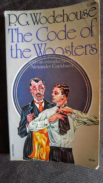The Code of the Woosters--P.G. Wodehouse