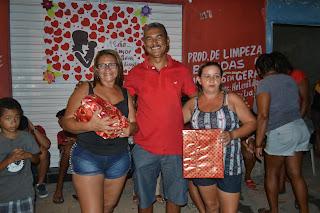 17 Ano de tradição festa  em comemoração no beco em Cacimbinhas-AL.