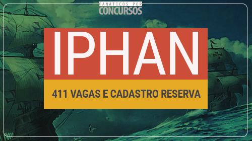 IPHAN - Concurso 2018