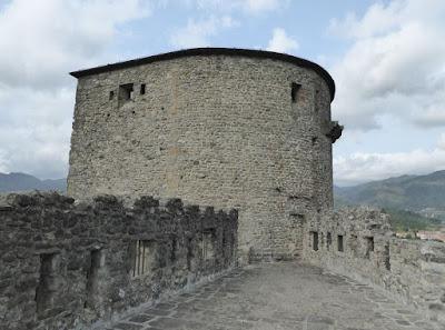 mastio del castello del Piagnaro