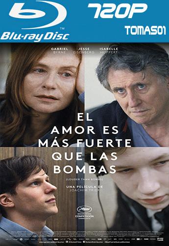 El amor es más fuerte que las bombas (2015) BDRip m720p