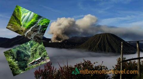 Mt Bromo Tour at Midnight, and Madakaripura Waterfall Travel Package