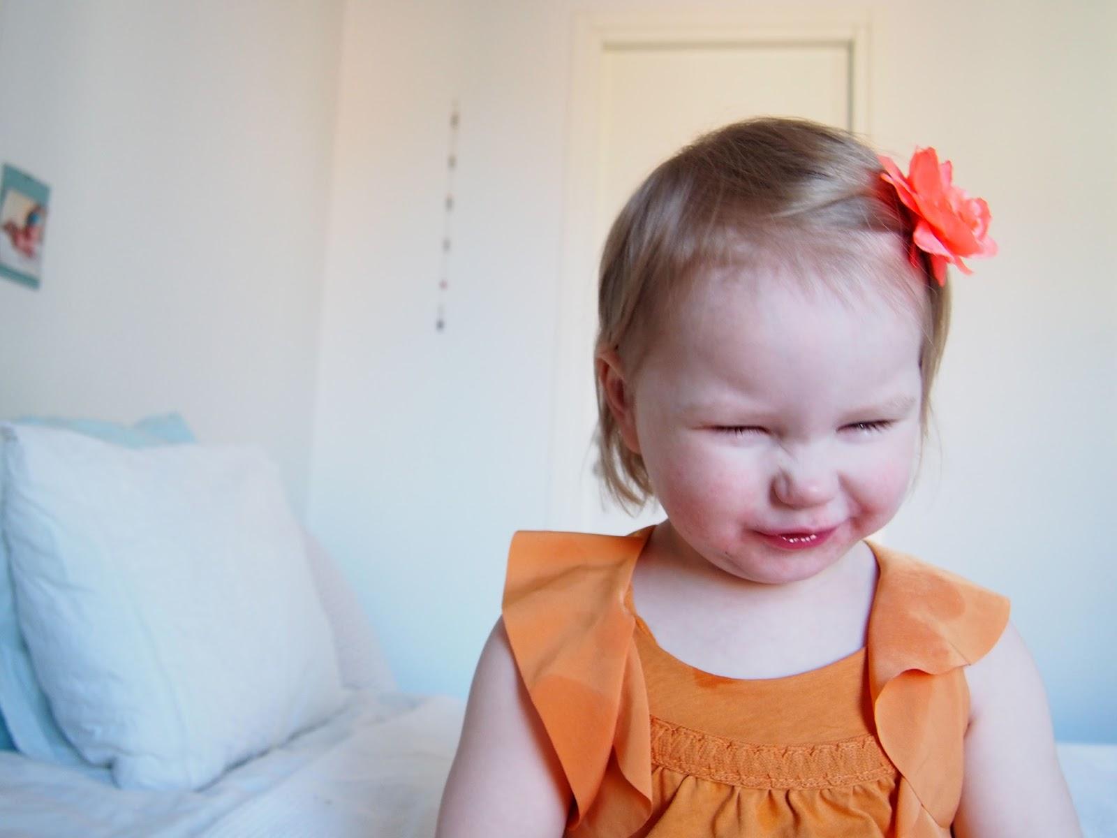 kaksi vuotias, Anna-Maria Mäkelä