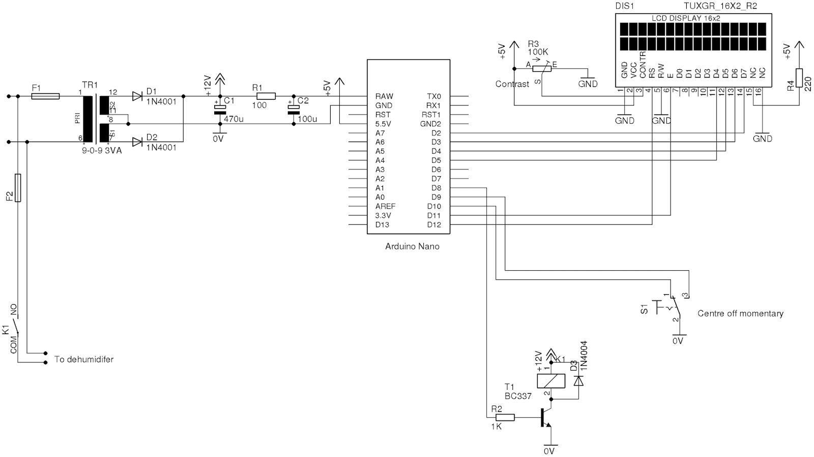 doz u0026 39  blog  return of the arduino dehumidifier controller