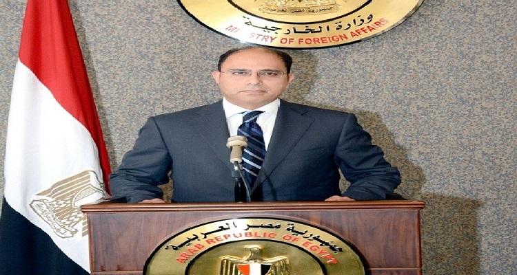 قرار عاجل من الخارجية المصرية ردا على تصريحات إياد مدني