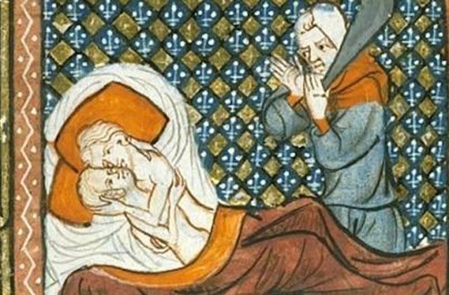 Заниматься cekcом в Средневековье было очень непросто