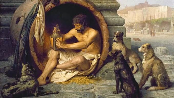 Πώς πέθανε ο Διογένης ο Κυνικός