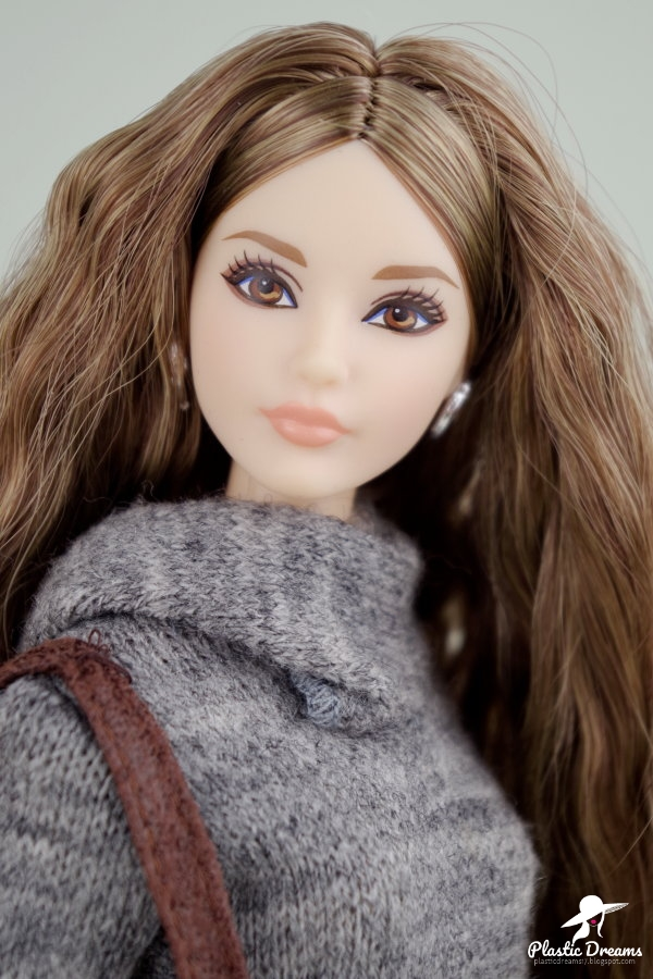 the look barbie doll city chic style