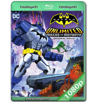 BATMAN UNLIMITED: MÁQUINAS VS. MONSTRUOS (2016) WEB-DL 1080P HD MKV ESPAÑOL LATINO