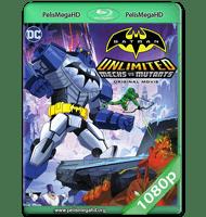BATMAN UNLIMITED: MÁQUINAS VS. MONSTRUOS (2016) WEB-DL 1080P HD MKV ESPAÑOL LATINO