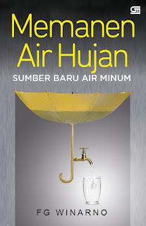 Memanen Air Hujan: Sumber Baru Air Minum