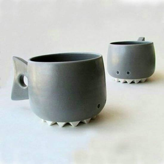 20 Unique and Cool Cups For Coffee and Tea