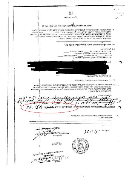 צו האזנת סתר פסול לשנה וחודש של סגן נשיא מחוזי תל אביב איתן אורנשטיין בעוד החוק מתיר עד שלשה חודשים