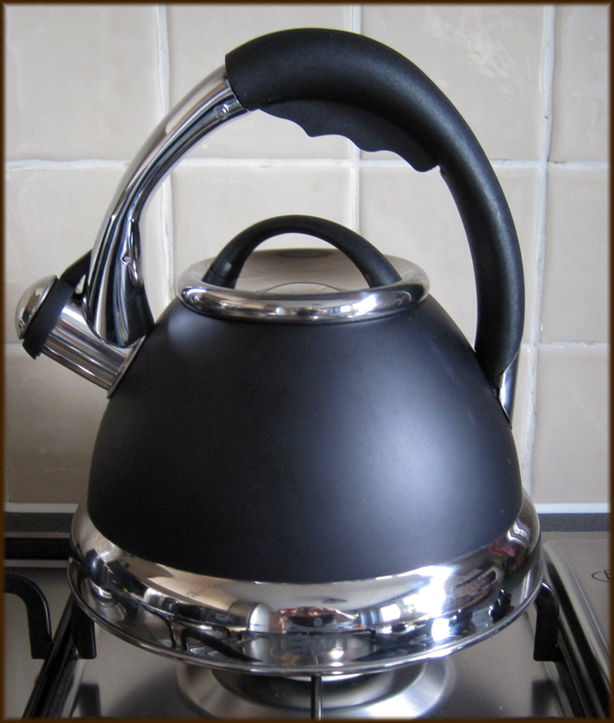Tenzo Whistling Kettle