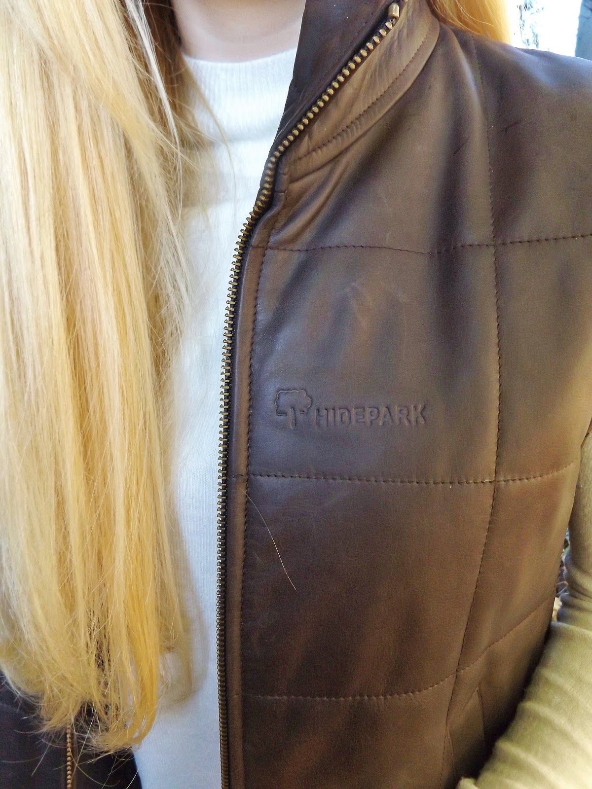 Hidepark Leather Gilet