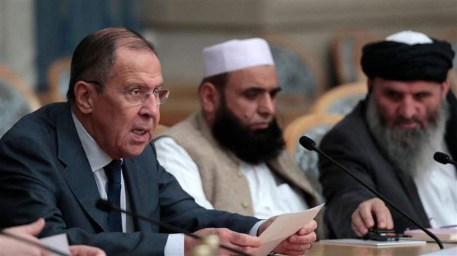 Moskow menjadi tuan rumah pembicaraan perdamaian antara Taliban, pemerintah Afganistan
