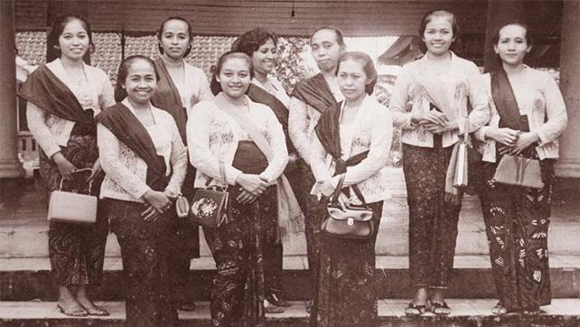 Batik Zaman Dahulu