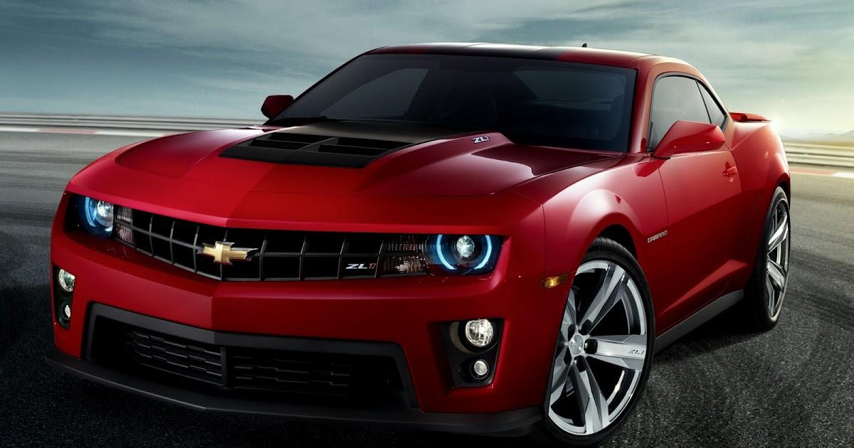 H And H Chevrolet >> Mundo Dos Carros: Fotos do Camaro Vermelho