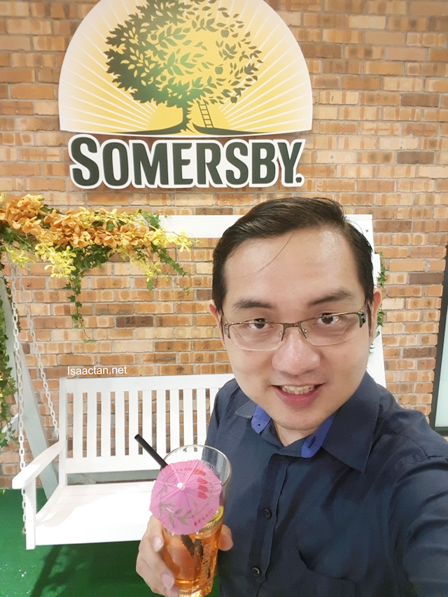 Somertime, Anytime with Somersby Malaysia