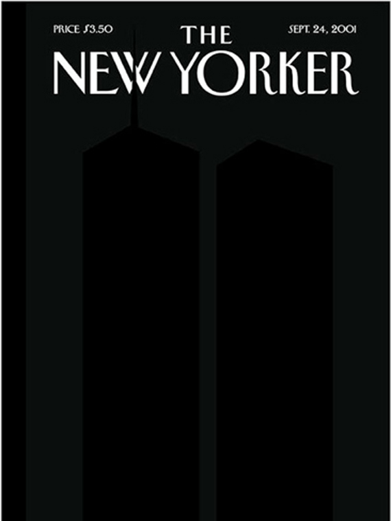 The New Yorker sept.2001 cover