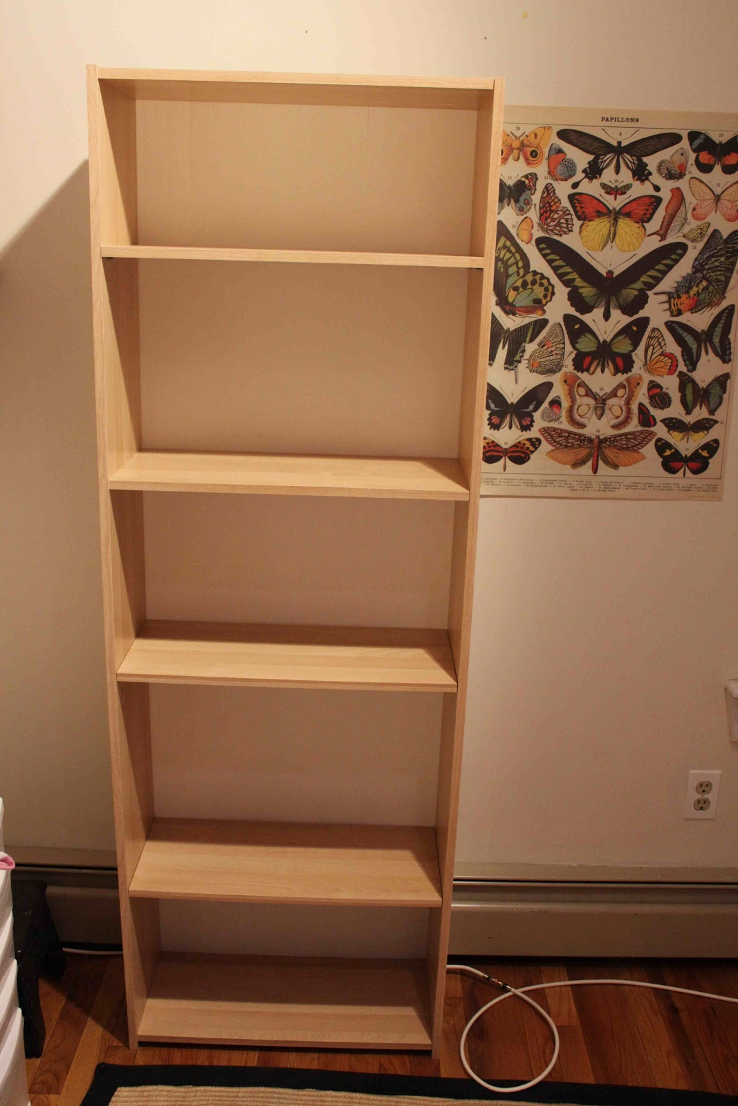 Ikea Flarke Bookcase Sold