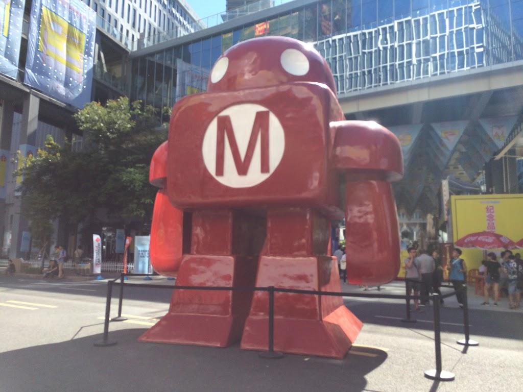 深圳Maker Faire現場直擊!