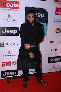 Red Carpet of Most Stylish Awards 2017 ~ Badshah The Singer (2).JPG