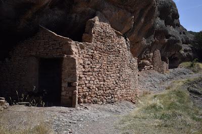 Balma Espluga Mura Sant Llorenç Obac