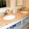 Bathroom Stone Counter tops Ideas