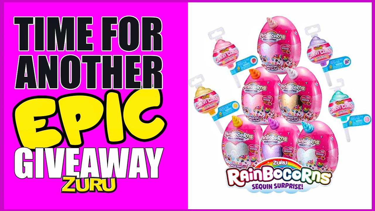 win ZURU Rainbocorns Giveaway | Giveaway Route