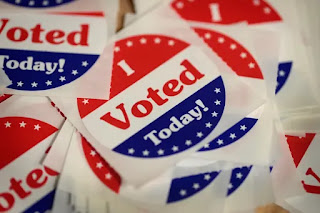 Image: I Voted Today stickers