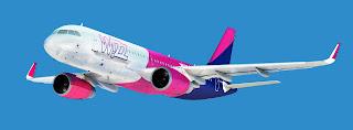 Wizz Air festeggia il 13esimo anno di crescita